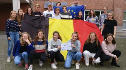 Leerlingen OLVP reizen naar buitenland voor 'GamifIEd'-project