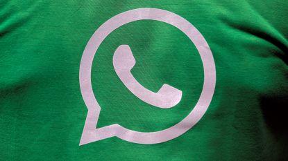 N-VA start informatiesysteem via WhatsApp