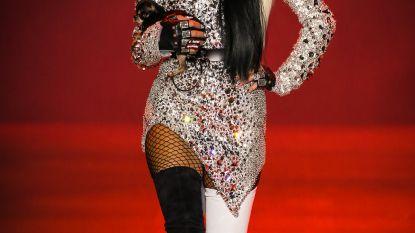 Paris Hilton wordt (even) Cruella de Vil