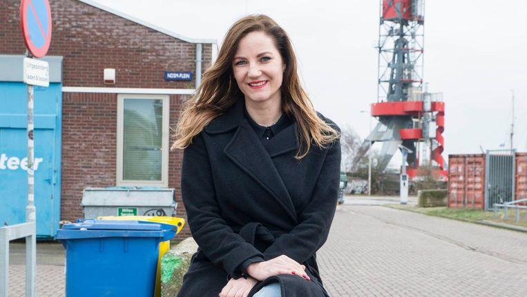 Anne de Buck: 'Desnoods woon ik de rest van mijn leven op 70 vierkante meter' Beeld Charlotte Odijk