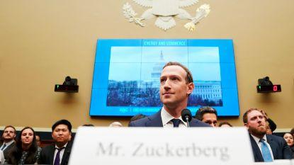 """Amerikaans Congres legt Zuckerberg voor tweede dag op rij vuur aan de schenen: """"Wat maakt jou anders dan ex-FBI-baas J Edgar Hoover?"""""""