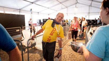 Recordhouder Hugo Bonnyns (78) heeft 48ste medaille beet