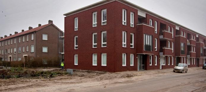 De nieuwbouw van Hart voor Deuteren in Den Bosch.