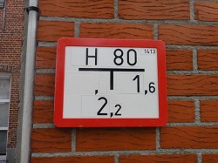 In Heuvelland worden de brandkranen gecontroleerd