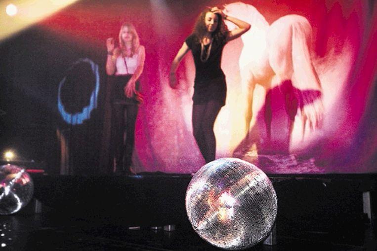 Disco (Guus Dubbelman / de Volkskrant) Beeld