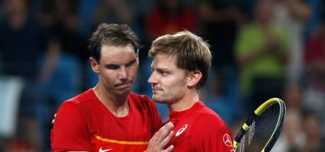 Pas d'ATP Cup pour David Goffin et la Belgique