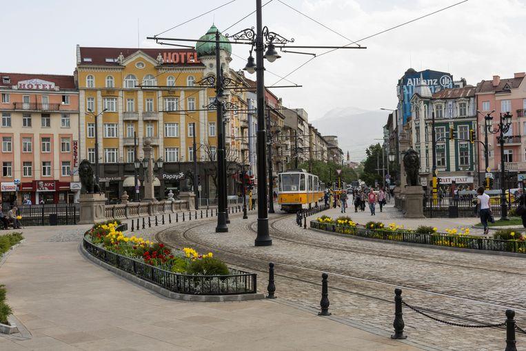Sofie, Bulgarije.