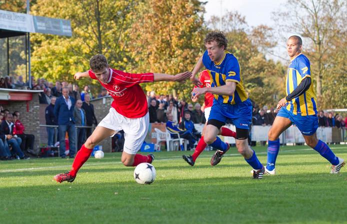 Bart Deprez (links).