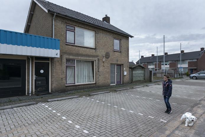 Het zorgcomplex zou aan de Akkerstraat in Nuland komen.