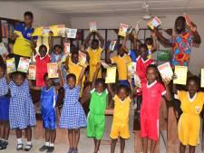 Ghanese schoolkinderen kunnen boeken lezen dankzij Bilthovense stichting