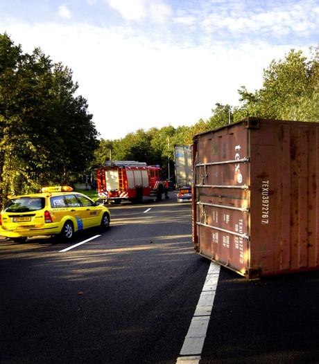 Stuk snelweg in Roosendaal blijft een van de gevaarlijkste in Nederland