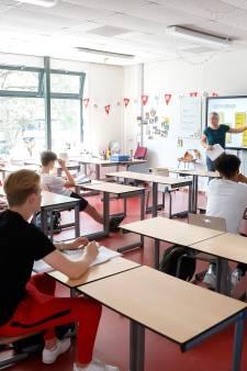 Armen spreiden blijft nog wel even nodig na herstart onderwijs op Curio Effent: 'Het blijven pubers'