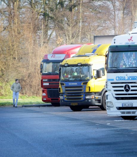 'Ikea-truckers' wonen onder erbarmelijke omstandigheden in cabine: 'Het zijn middeleeuwse toestanden'