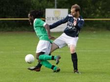 Voetbalniveau in Gorssel en Epse keldert