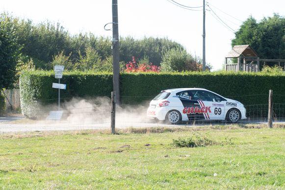 De rallywagens rijden dit jaar niet alleen door Oudenaarde en Kruisem, maar trekken ook naar Maarkedal.