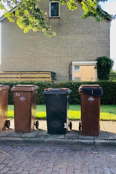 Groene bakken voor restafval verdwijnen in Reimerswaal