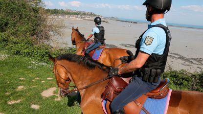 Buiten paardrijden weer toegelaten? Het mag nog even niet