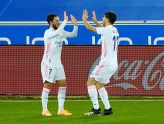 """Interimcoach Bettoni zag een sterke Hazard: """"Hij was een betere versie van zichzelf"""""""