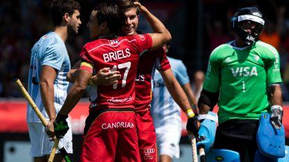 Red Lions verslaan Argentinië met 4-1, Red Panthers verliezen