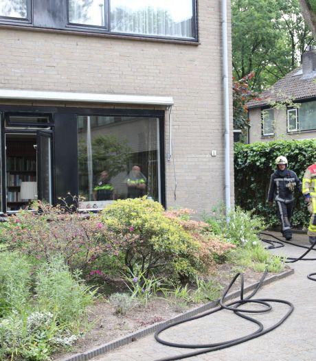 Forse schade bij keukenbrand in Vaassen