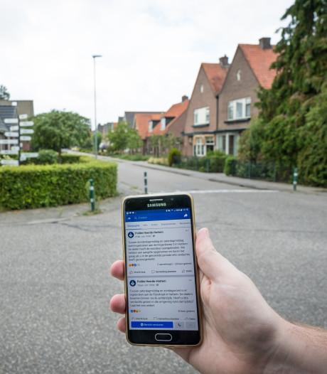 De politie in Hattem zet mijn adres op internet, mag dat?