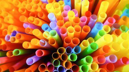 Brussel wil na plastic zakjes nu ook rietjes verbieden