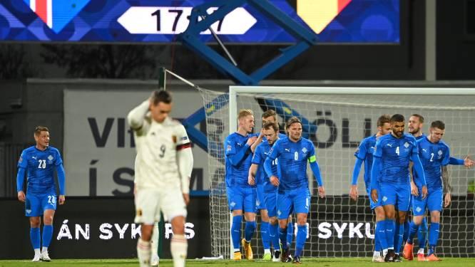 """Marc Degryse ziet ruimte voor verbetering: """"De manier waarop IJsland de gelijkmaker mocht maken, kan eigenlijk niet"""""""