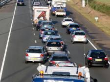 Verkeer op rijkswegen in Zeeland nauwelijks toegenomen