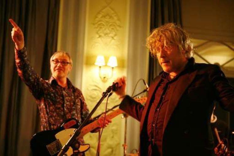 De Laatste Show band was ook van de partij.