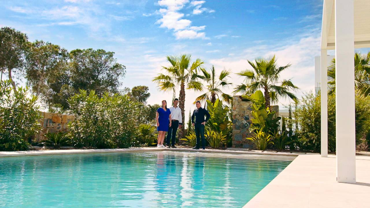 'Costa Belgica' volgt vijf Vlaamse makelaarsfamilies in Spanje