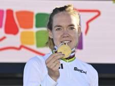 Van der Breggen na opnieuw een wereldtitel: 'Het is echt ongelooflijk'