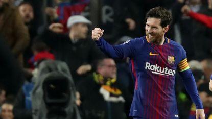 Messi, Messi en nog eens Messi: 'Leo' scoorde in zijn eentje al evenveel goals op kampioenenbal als Man. City