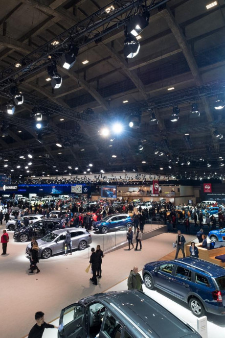 Des associations appellent au boycott du salon de l'Auto