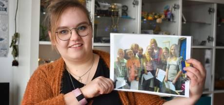 Daniëlle was negen jaar geleden de eerste Brummense Bikkel, hoe heldhaftig is ze nu?