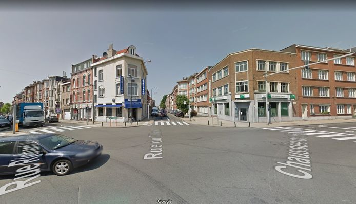 Rue du Tilleul à Schaerbeek