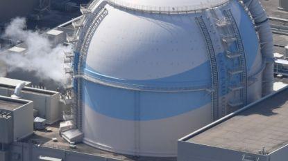 Japan legt pas heropgestarte kernreactor opnieuw stil na stoomlek