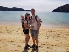 Stel uit Oldenzaal zit vast in Nieuw-Zeeland: 'We doden de tijd met boodschappen halen'