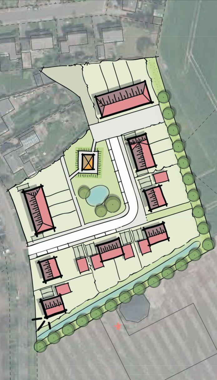 Het plan Leeuwenleen in Oploo.