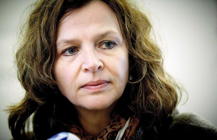 Minister Edith Schippers van Volksgezondheid. Beeld ANP