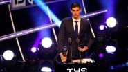 FIFA bekroont Thibaut Courtois: Rode Duivel is beste doelman ter wereld