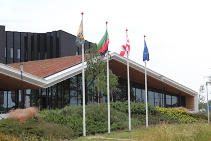 Gemeentehuis Rucphen.