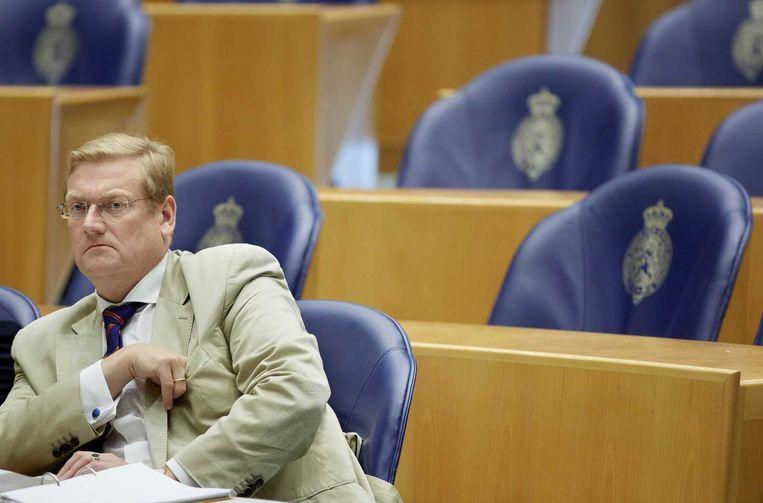Ard van der Steur, de nieuwe minister van Veiligheid en Justitie. Beeld anp