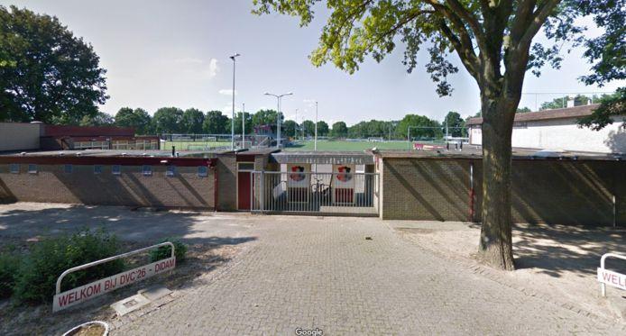 Sportpark de Nevelhorst van DVC in Didam