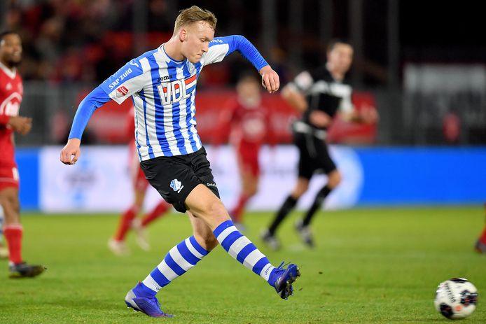 Gijs van Otterdijk maakt vanwege de vele afwezigen zijn rentree in de wedstrijdselectie van FC Eindhoven