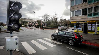 Tijdelijke verkeerslichten aan Leopoldpark moeten files vermijden tijdens kerstvakantie