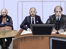 TERUGLEZEN | OM eist drie keer levenslang voor viervoudige moord Enschede; advocaten willen vrijspraak