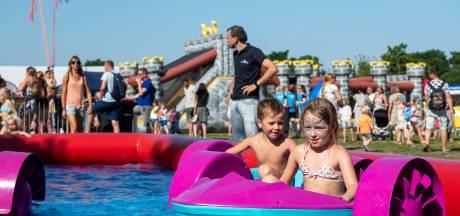 Stadshagenfestival Zwolle geen last van hitte: 'We hebben extra water neergezet'