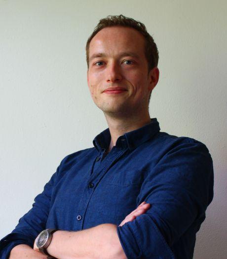 Sjoerd biedt eerste hulp bij IT-zaken: 'Beetje meer erkenning voor ons vak zou best mogen'