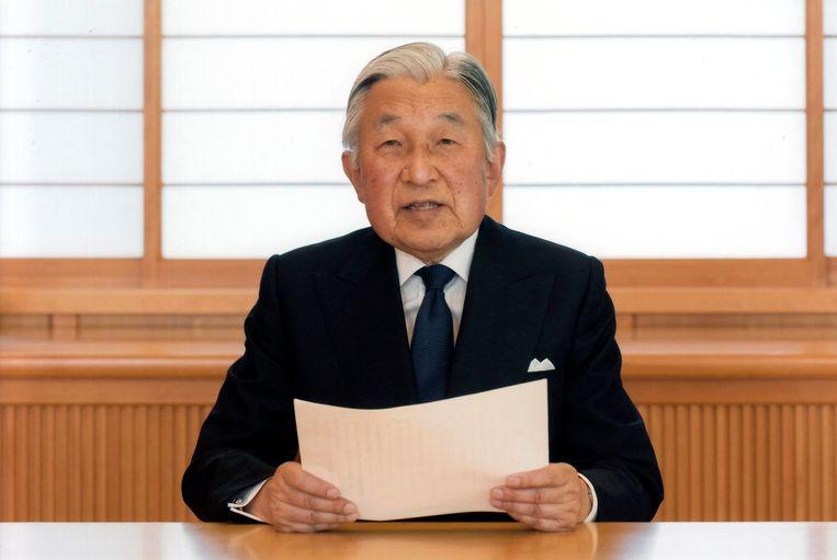Akihito maakte in 2016 zelf bekend te willen aftreden als keizer, haast ongezien in de Japanse regering. Parlement en regering gaven hem een jaar later de toelating.