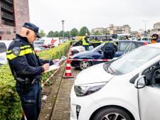 Minder mensen preventief gefouilleerd in regio Rotterdam, maar wel meer wapens gevonden